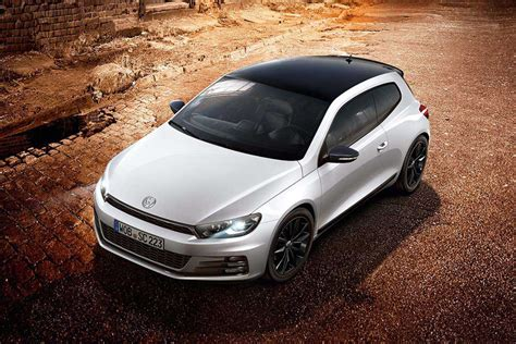 volkswagen scirocco r black vw scirocco r line and gt black editions announced in uk