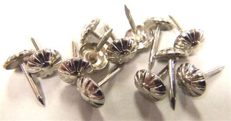 decorative nail heads for upholstery rosette floral daisy head decorative upholstery tack nail stud