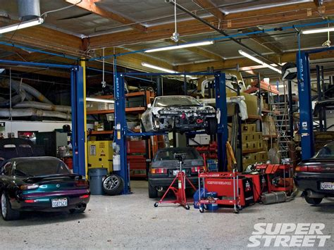 Drift Garage by Nissan 240sx Project Knuckle Up Our Garage Photo