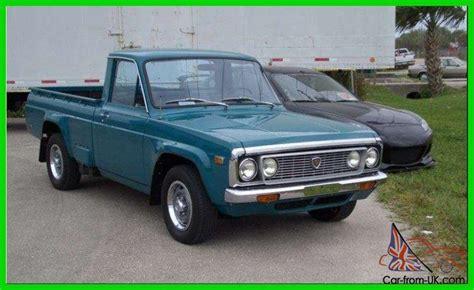1975 mazda repu show truck 1 3l 13b rotary engine gasoline