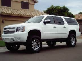 Chevrolet Suburban Lifted Lifted Chevy 187 Lifted Chevy Trucks 187 2008 Pro Comp 6 Inch