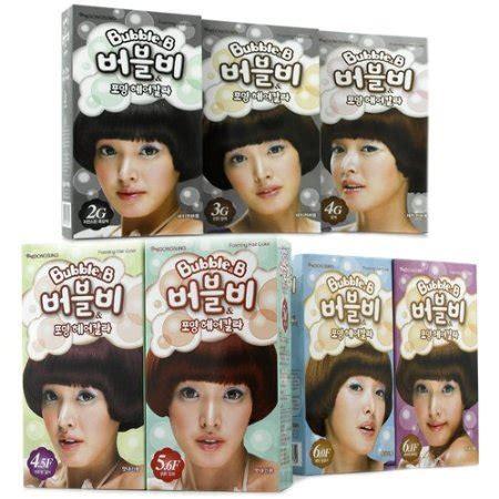 bubble b foaming hair color omar sharif bubble b foaming hair color 3g dark brown