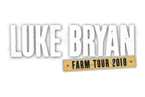luke bryan farm tour 2018 luke bryan celebrates 10 year anniversary of farm tour in