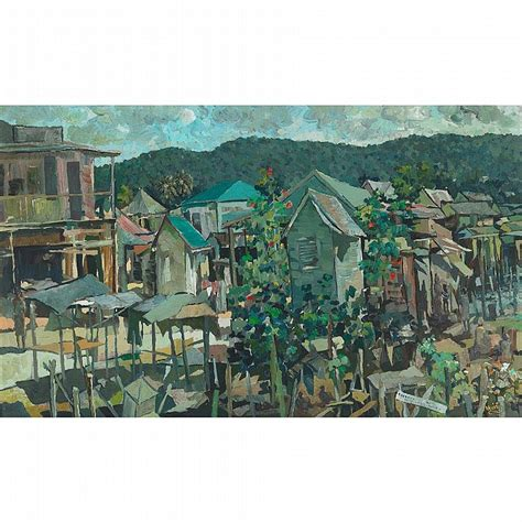 biography of jamaican artist albert huie albert huie works on sale at auction biography