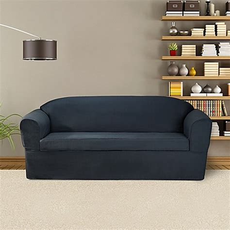 wrap around couch covers furnitureskins bayview wrap style slipcover bed bath