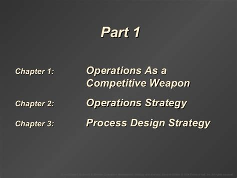 layout strategy slideshare chapter 3 process design strategy