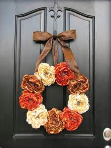 home made thanksgiving decorations thanksgiving door decorations pinterest home design ideas