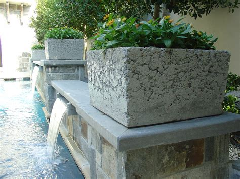 concrete planters houston concrete planter 5 concrete planters