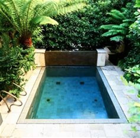 small backyard plunge pool 1000 images about robyn wants a plunge pool on pinterest