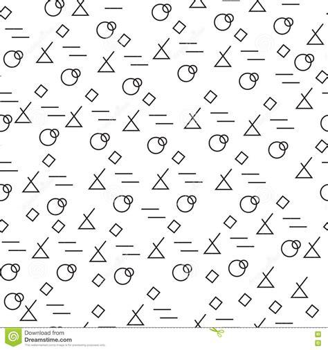 black and white minimal pattern minimalist pattern with geometric shapes modern