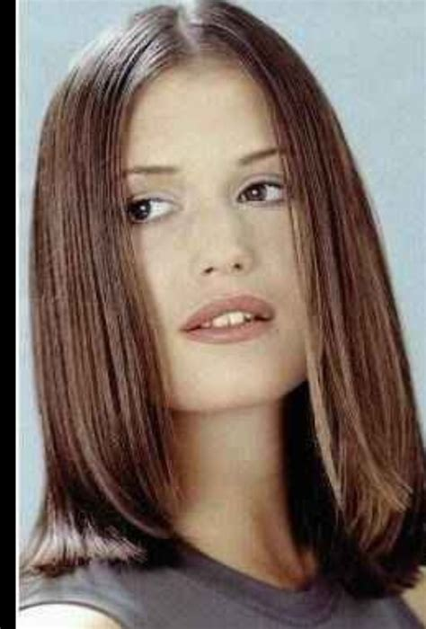 haircut that is all one length 10 best images about one length on pinterest short blunt