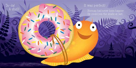 norman the slug with the silly shell books norman the slug with the silly shell book by sue hendra