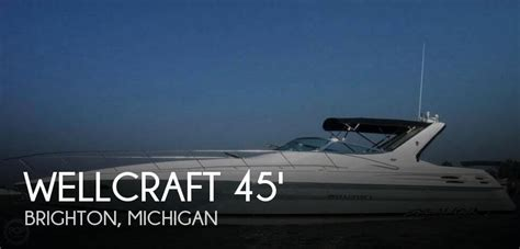 wellcraft boats for sale michigan wellcraft boats for sale in michigan
