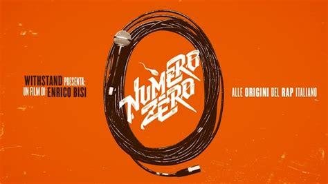 Numero Zero numero zero alle origini rap italiano l hip hop
