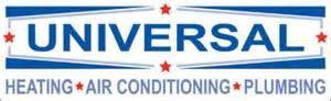 Universal Heating And Plumbing heating richmond va air conditioning furnace repair