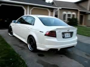 Acura Tl S Acura Tl Type S White Image 209