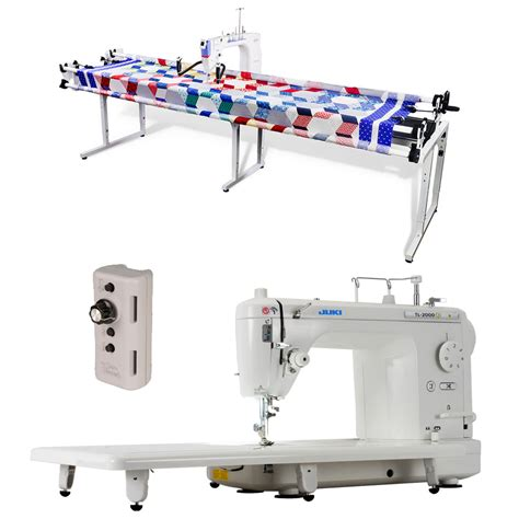 Arm Quilting Machine Canada by Juki Tl 2000qi 9 Arm Quilter W Improved Gq 10 Frame