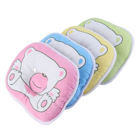 Baby Pillow Flat by Baby Infant Newborn Sleep Positioner Support Pillow