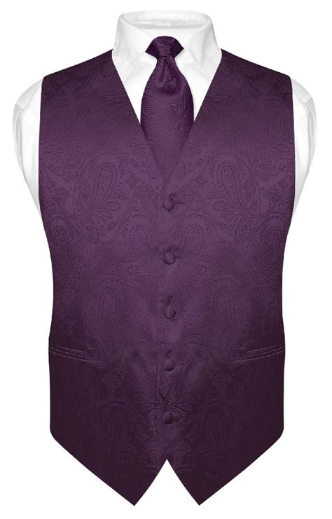 Tie Vest by Purple Tuxedo Vest And Tie Www Imgkid The Image