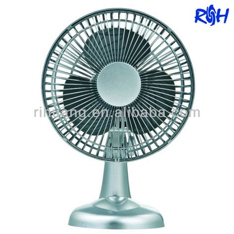 Desk Fan Small 6 Inch Plastic Small Desk Fan View Standard Desk Fan Oem Product Details From Foshan Shunde