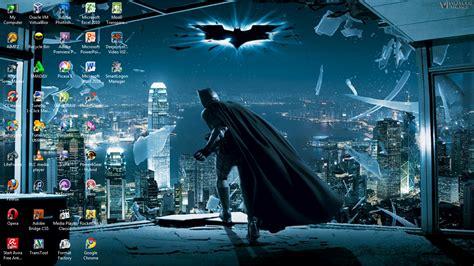 theme windows  batman  dark knight
