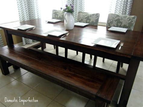 Diy Farmhouse Dining Room Table 5 Diy Farmhouse Table Projects Bob Vila