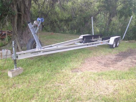 aluminum boat trailers south florida loadmaster aluminum trailer 26 28 for sale the hull