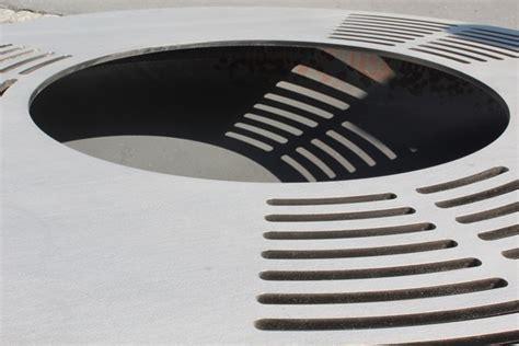feuerschale gitter grosse feuerschale auch zum grillieren st 246 ckli metall ag