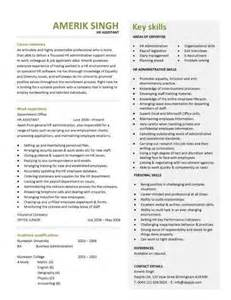 sle recruiting resume hr recruitment resume sle 49 images technical