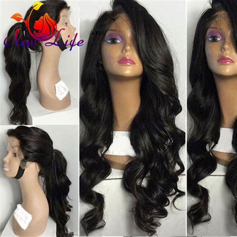 lace front wigs for black women cheap long wavy lace front wigs synthetic for black women