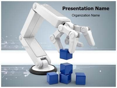 robotics themes for powerpoint artificial intelligence powerpoint template is one of the