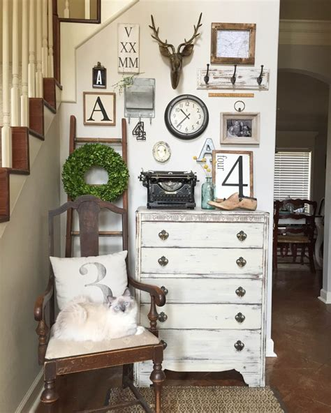 12 ideas to the best rustic gallery wall