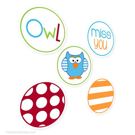 owl miss you card template 6 best images of owl miss you printable template