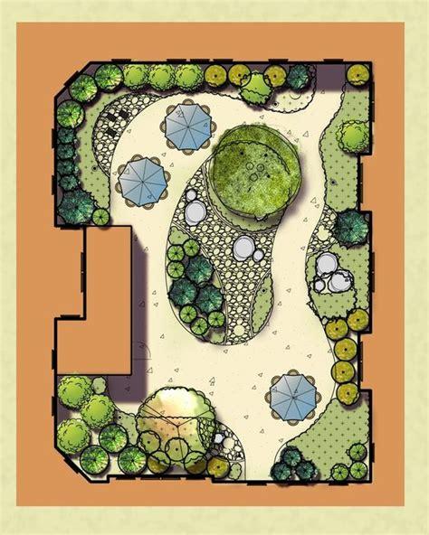 japanischer garten planen zen garden design garden design plans and zen gardens on