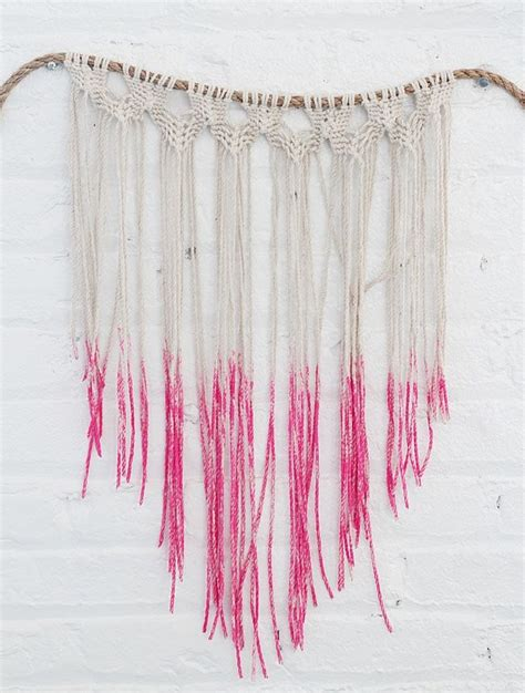 Macrame Craft Ideas - diy crafts ideas diy macrame hanging diy loop