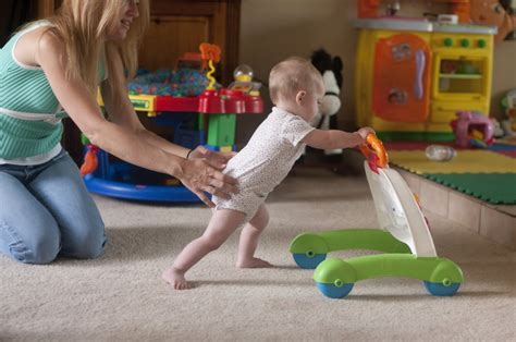 To Walking by Do Push Toys Really Help Learn To Walk Howstuffworks