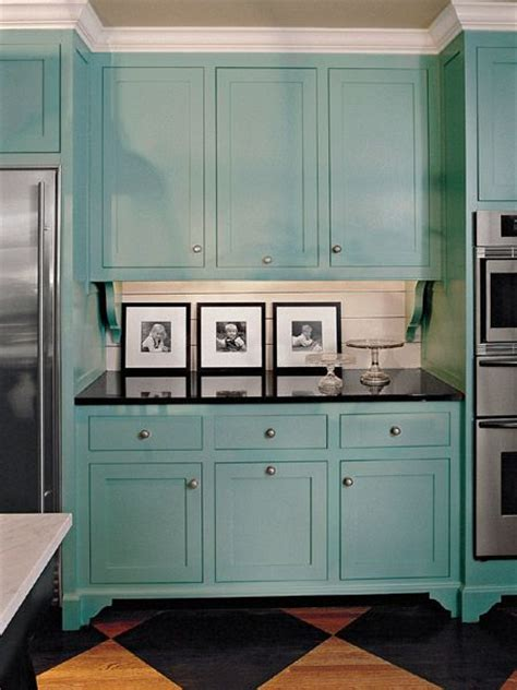 turquoise cabinets kitchen benjamin moore covington blue all things turquoise