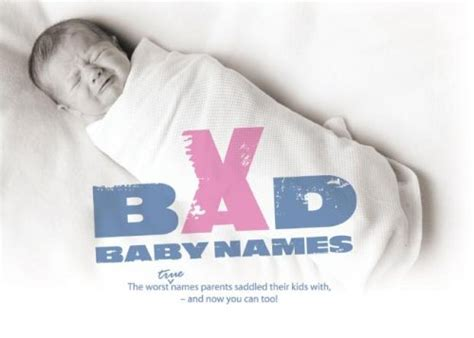 bad baby names bad baby names data value talk