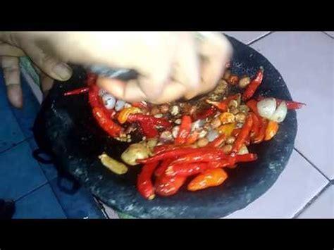 Sambel Pecel Mamiku Masak Gado2 sambel pecel lele food