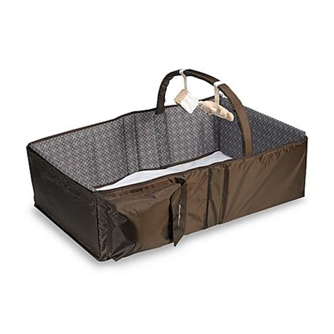 baby travel bed eddie bauer 174 infant travel bed bed bath beyond