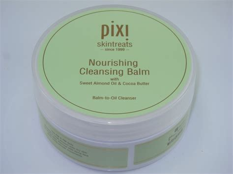 What Is Detox Balm by Pixi Nourishing Cleansing Balm Review Swatches Musings
