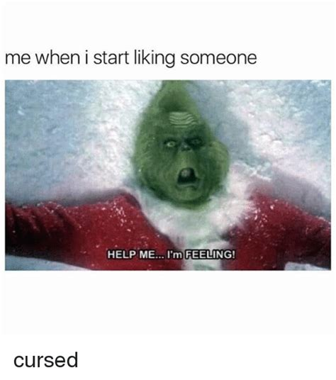 Funny Memes About Liking Someone - 25 best memes about help me im feeling help me im feeling memes