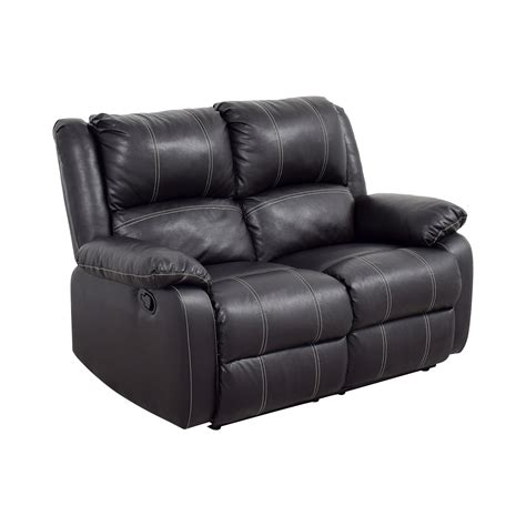 Second Hand Black Leather Recliner Sofa Www Redglobalmx Org Black Leather Recliner Sofa