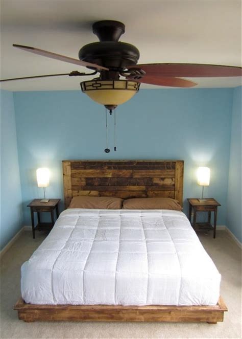 Different Headboards by 10 Different Pallet Headboard Pallets Designs
