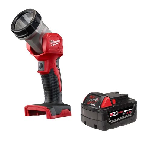 Milwaukee M18 18 Volt Lithium Ion Xc 4 Ah Extended