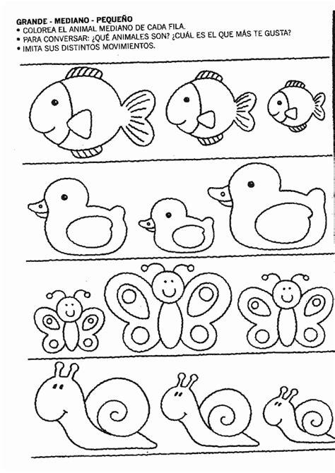 actividades educativas para imprimir actividades para ni 241 os preescolar primaria e inicial