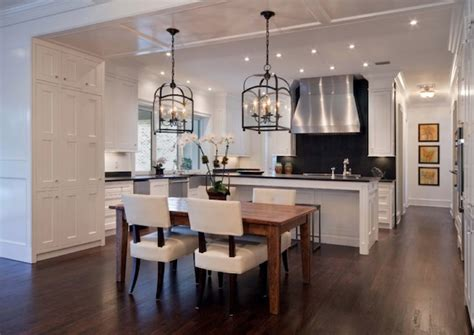 kitchen table lighting ideas excellent kitchen lighting ideas for a beautiful kitchen