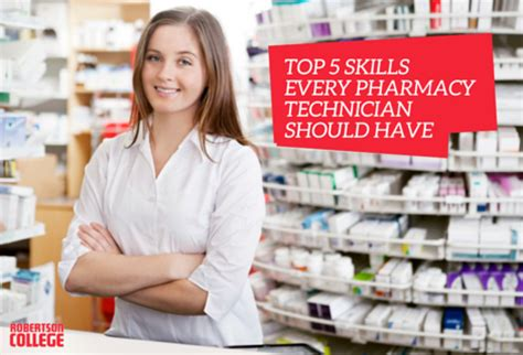 robertson reader the official for robertson college top 5 skills every pharmacy