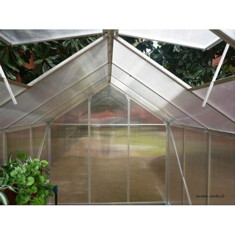 serre de jardin en aluminium et polycarbonate 5 92 m 178
