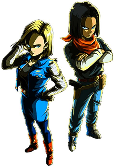 android future future android 17 and 18 by alexelz on deviantart